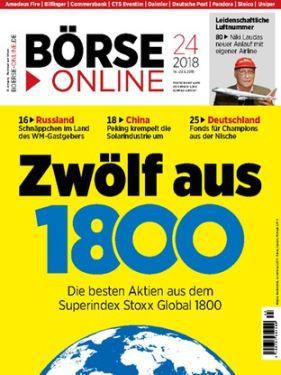 Börse Online (ePaper) 8 Wochen kostenlos lesen