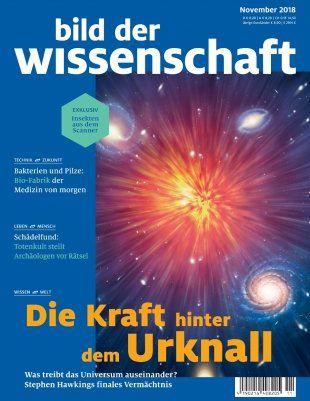Bild der Wissenschaft Jahresabo für 121,52€ inkl. 120€ Gutschein   TOP!