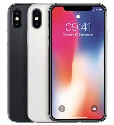 Apple iPhone X 64GB für 649,90€ (statt neu 827€)   Retourengeräte im Zustand Sehr Gut