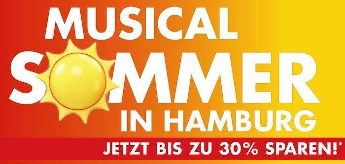 Bis zu 30% Rabatt auf Stage Entertainment Musicals   z.B. König der Löwen PK3 ab 86€