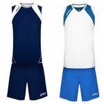 Asics Herren Volleyball Set bestehend aus Trikot mit Short für je 13,99€ + VSK