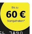 Verlängert! Schwarze VISA Kreditkarte ohne Jahresgebühr + bis zu 75€ Gutschrift