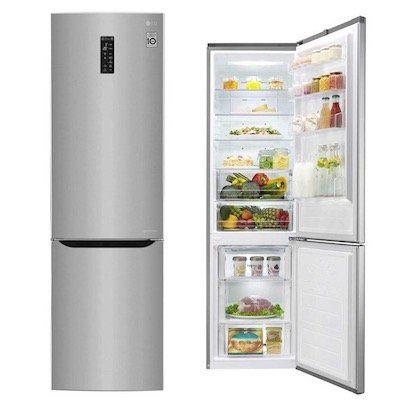 LG GBB60PZMFS Kühlgefrierkombi mit NoFrost für 599€ (statt 727€)