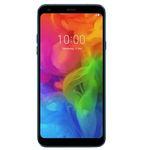 LG Q7+ Smartphone mit 64GB in Moroccan Blue für 399€ + gratis 100€ Saturn Gutschein