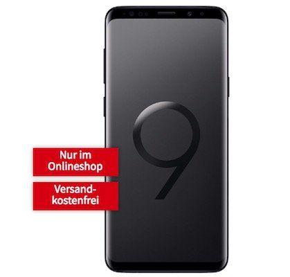 Knaller! Samsung Galaxy S9+ für 49€ + Vodafone Flat inkl. 1GB nur 19,99€mtl. + gratis Galaxy Tab E Tablet