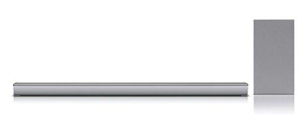 LG SJ6 2.1 Soundbar (kabelloser Subwoofer, Bluetooth) für 199€(statt 249€)