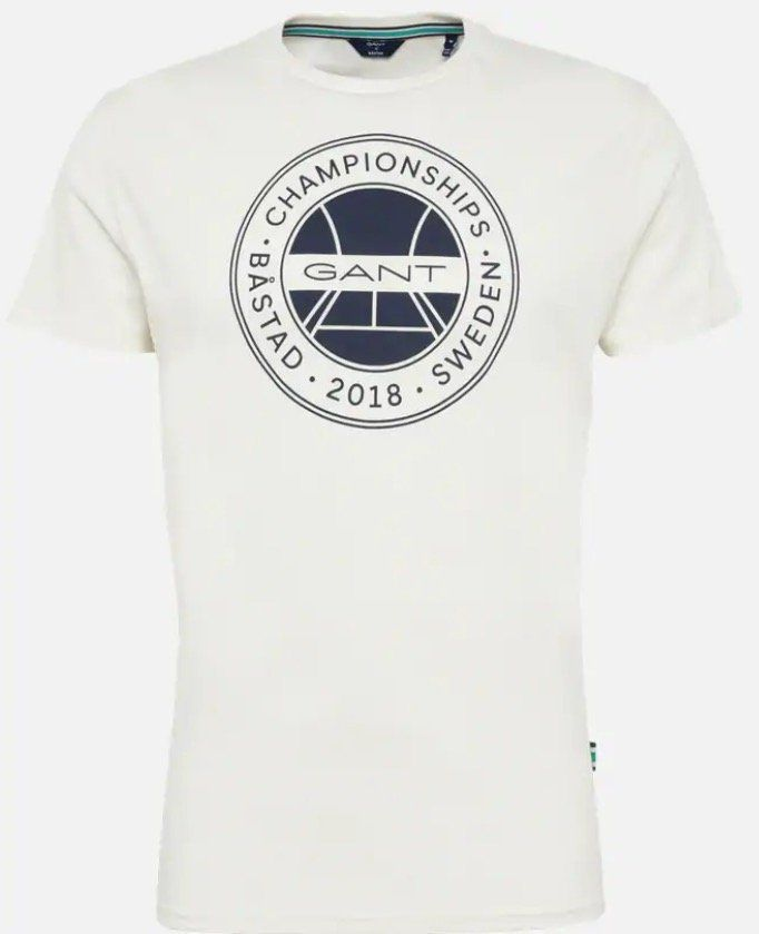 GANT Herren T Shirt Bastad für 26,91€(statt 45€)