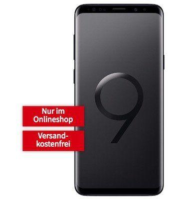Knaller! Samsung Galaxy S9+ für nur 49€ + Telekom Flat mit 1GB für 19,99€ mtl. + gratis Galaxy Tab E Tablet