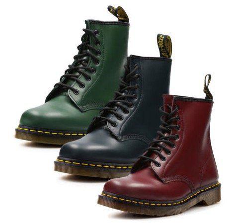 Dr. Martens Docs Unisex Leder Stiefel für 55,96€ (statt 80€)