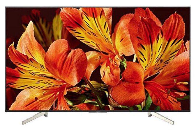 Sony KD 85XF8596   85 Zoll 4K Fernseher für 4.038,90€ (statt 4.299€) + gratis Sony Alpha 5100Kit Systemkamera (Wert 429€)