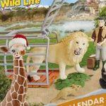 Schleich Adventskalender Wild Life 2018 für 19,94€(statt 28€)