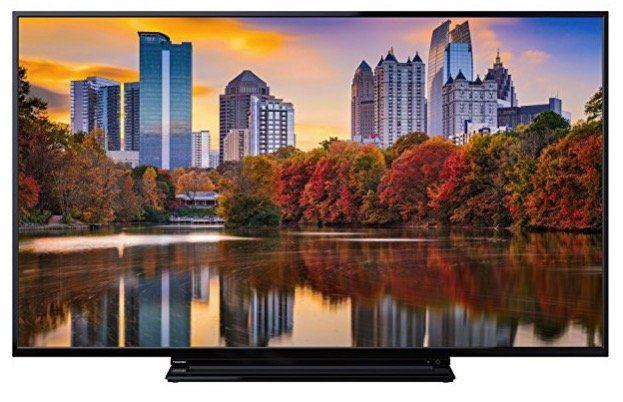 Toshiba 55V5863DA   55 Zoll UHD Fernseher mit HDR für 379€ (statt 429€)