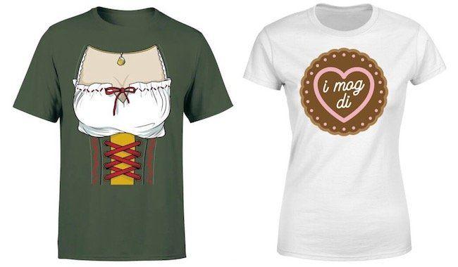 Oktoberfest T Shirts für je 10,99€ + keine VSK