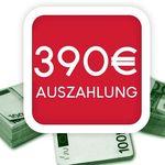 Vodafone DataGo L mit 12GB LTE für 27,49€ mtl. + 390€ Auszahlung