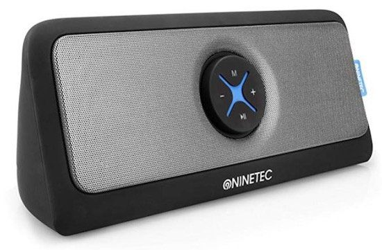 Ninetec Xoomia 30W Home Bluetooth Soundsystem für 39,99€