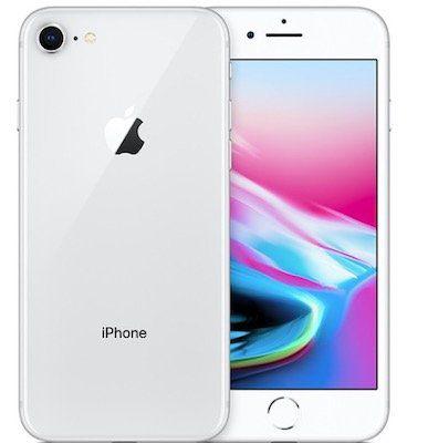 iPhone 8 in Silber mit 256GB für 689€ (statt 775€)
