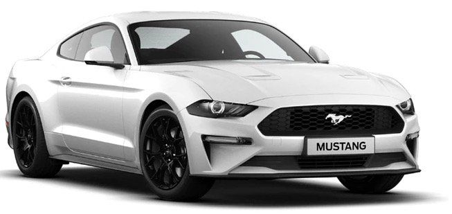 Ford Mustang GT Fastback V8 Leasing (privat) ab 385€ mtl.