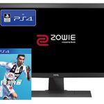 BenQ Zowie RL2455 – 24 Zoll Full HD Monitor für 169,99€ + gratis Fifa 19 (PS4)