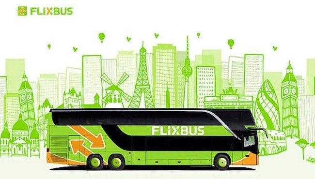 FlixBus Europaticket Einzelfahrt für nur 12,99€   Reise zwischen 05.11. und 19.12.2018