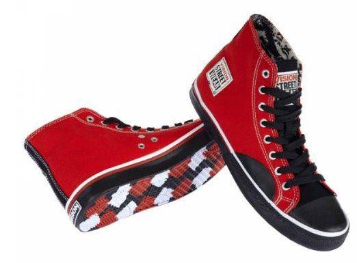 Vision Street Wear Canvas Hi Sneaker für 13,95€