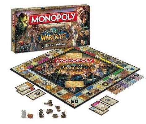 Monopoly World of Warcraft (englische Version) für 24,99€ (statt 34€)
