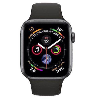 Apple Watch Series 4 heute mit 5% Rabatt beim Media Markt (leider 12 Wochen Lieferzeit)