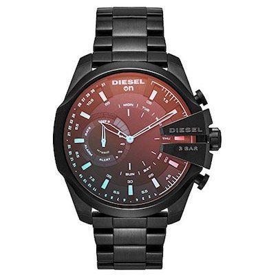 Diesel ON Mega Chief DZT1011 Hybrid Smartwatch für 154,45€ (statt 262€)