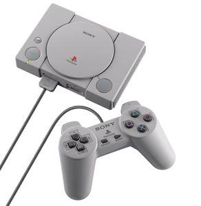 Playstation Classic mit 20 vorinstallierten Spielen vorgestellt