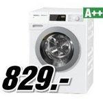 Miele Waschmaschinen zu Bestpreisen dank Media Markt MwSt-Aktion