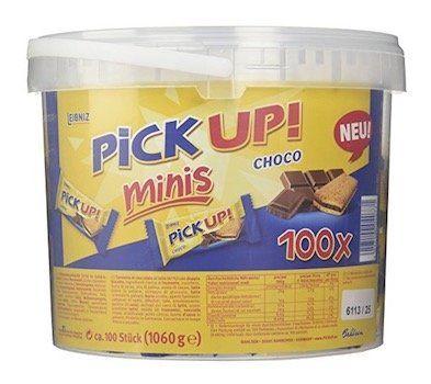 1kg Leibniz PiCK UP! Minis Choco Vorteilsbox ab 9,97€ (statt 16€)