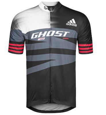 adidas Ghost Herren Radsport Trikot für 27,94€ (statt 58€)