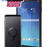 Nur heute! Samsung Galaxy S9 für 4,95€ + gratis Samsung Galaxy Tab E + Vodafone Allnet-Flat mit 5GB LTE für 34,99€ mtl.