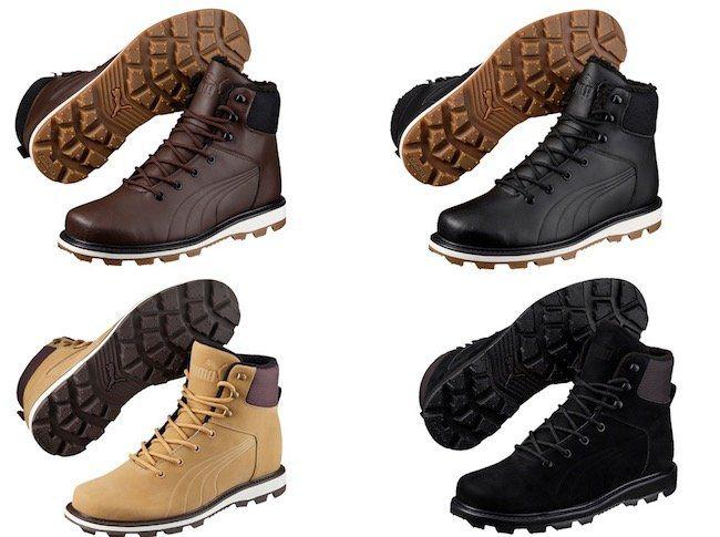 Puma Desierto Fun Leather Winter Boots für 59,95€ (statt 76€)