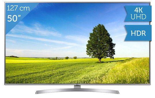 LG 50UK6950PLB   50 Zoll 4K Fernseher für 548,90€ (statt 766€)