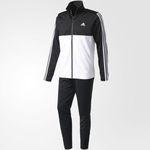 adidas Herren Back 2 Basics 3-Streifen Trainingsanzug für 32,47€ (statt 44€)