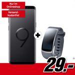Samsung Galaxy S9 + Samsung Gear Fit 2 für 29€ + Vodafone Allnet-Flat mit 1GB für 19,99€ mtl.