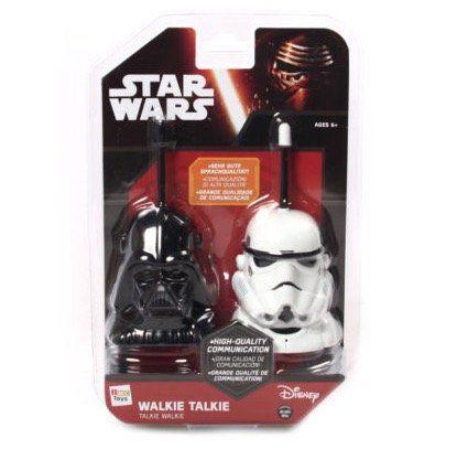 Star Wars Walkie Talkies für 9,99€ (statt 14€)