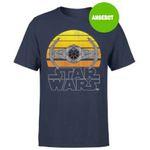 Star Wars Tie Fighter Sunset T-Shirt für 10,99€ oder Hoodie für 27,99€