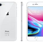 Apple iPhone 8 mit 64GB (generalüberholt) für 479,90€ (statt neu 579€)