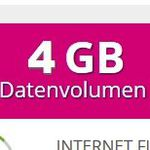 Knaller! Telekom Datentarif mit 4GB LTE für nur 7,99€mtl.