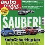 auto motor und sport Jahresabo für 117€ + 100€ Amazon Gutschein