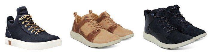 Timberland Sale für Damen, Herren und Kinder bei vente privee   z.B. Timberland Sneakers mit hohem Schaft für 52,90€ (statt 85€)