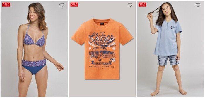 Schiesser 50% Sale + 20% Extra Rabatt + kostenlose Retoure