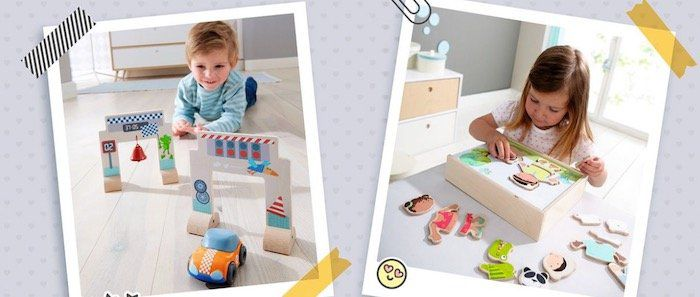 HABA Kinderspielzeug und Accessoires bei Vente Privee – z.B. Haba Gute Nacht Drache Schlummerlicht für 28,49€ (statt 40€)