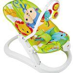 Günstiges Spielzeug bei TOP12 – z.B. Fisher-Price Rainforest Kompakt-Wippe für 54€ (statt 61€)