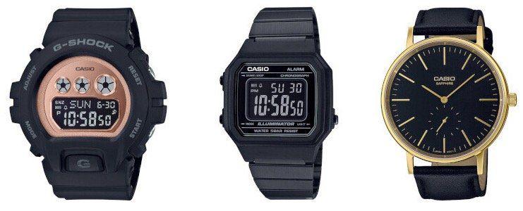 Casio Uhren Sale bei Vente Privee   Casio G Shock (blauer Harz) für 74,99€(statt 108€)