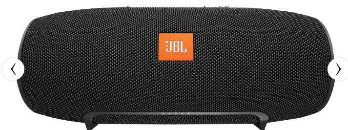 JBL Xtreme   spritzwasserfester Bluetooth Lautsprecher in Schwarz für 139€ (statt 164€)