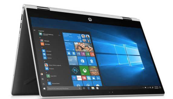 HP Pavilion x360 Convertible mit 14, i3, 8GB RAM, 256GB SSD für 499€ (statt 600€)
