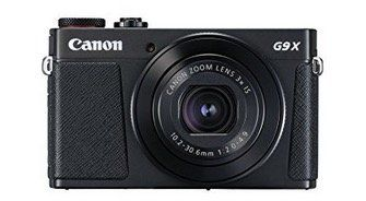 CANON Powershot G9 X Mark II Digitalkamera WLAN für 277€ (statt 329€)