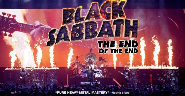 Black Sabbath   The End of the End (Doku) kostenlos in der WDR Mediathek